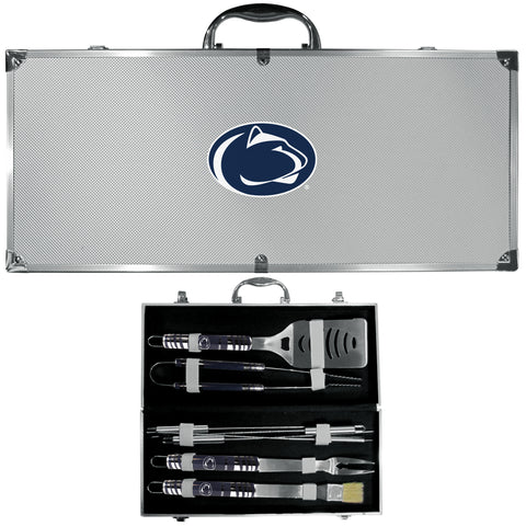 Penn St. Nittany Lions 8 pc BBQ Set - Tailgater