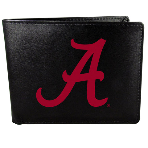 Alabama Crimson Tide   Bi fold Wallet Large Logo