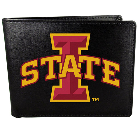 Iowa St. Cyclones Bifold Wallet - Large Logo