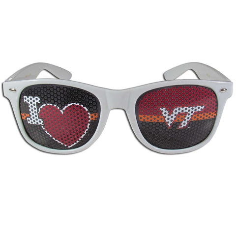 Virginia Tech Hokies   I Heart Game Day Shades