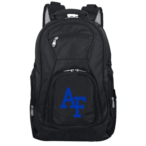 Air Force Falcons Backpack Laptop-BLACK