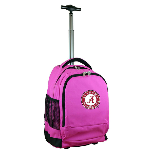 buy popular 04f8a b53e4 Alabama Crimson Tide Wheeled Premium Backpack – Fan Shop HQ