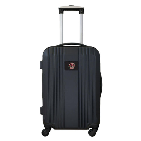 Boston College Eagles Luggage Carry-on 21in Hardcase two-tone Spinner 100% ABS-BLACK