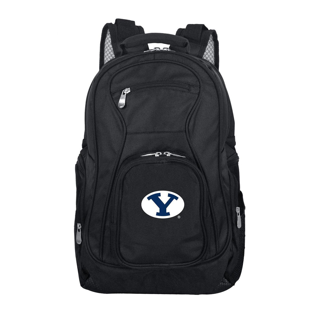 Brigham Young Cougars Backpack Laptop-BLACK