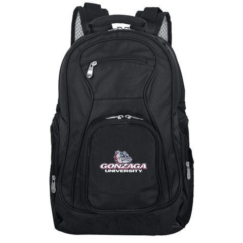 Gonzaga University Bulldogs Backpack Laptop-BLACK