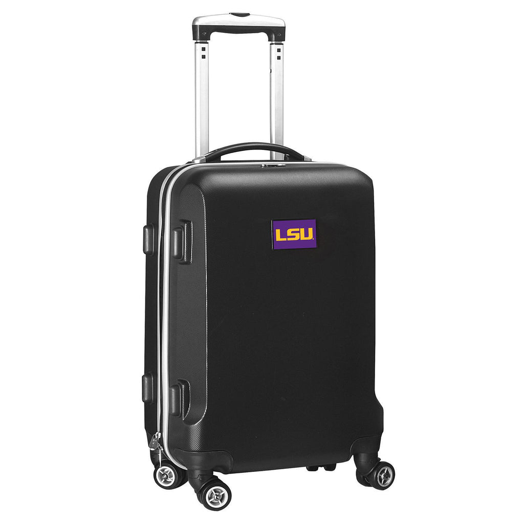 Louisiana Tigers Luggage Carry-On  21in Hardcase Spinner 100% ABS