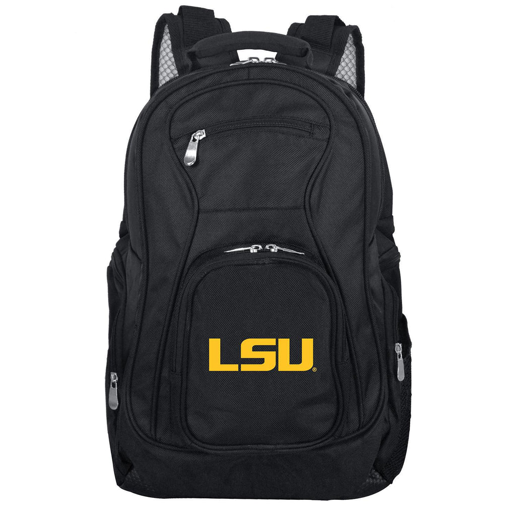 Louisiana Tigers Backpack Laptop-BLACK