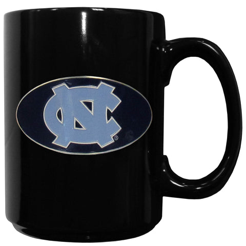 N. Carolina Tar Heels Ceramic Coffee Mug