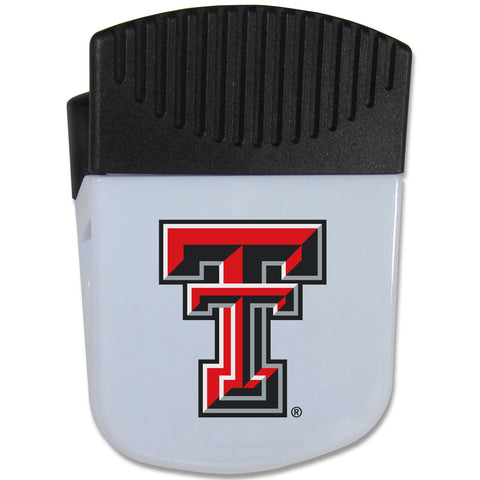 Texas Tech Raiders Clip Magnet