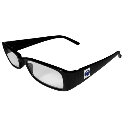 Penn St. Nittany Lions Black Reading Glasses