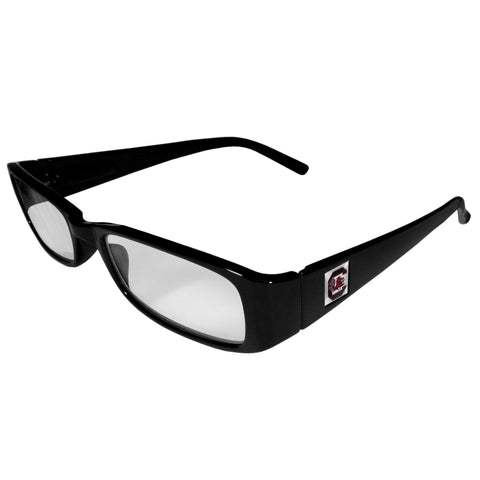 S. Carolina Gamecocks Black Reading Glasses