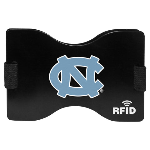 N. Carolina Tar Heels RFID Blocking Wallet and Money Clip