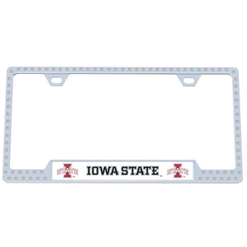 Iowa St. Cyclones Bling Tag Frame