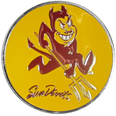 Arizona St. Sun Devils Class III Hitch Cover - Std Wire Plugs