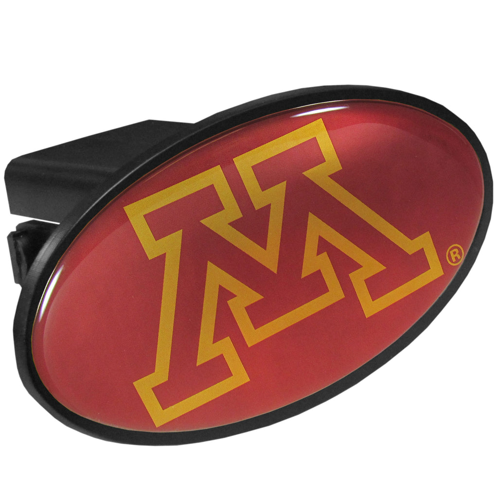 Minnesota Golden Gophers Plastic Hitch Cover Class III - Std
