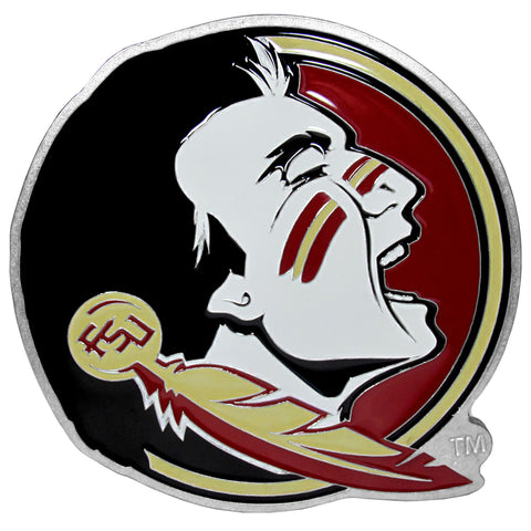 Florida St. Seminoles Class III Hitch Cover - Std Wire Plugs