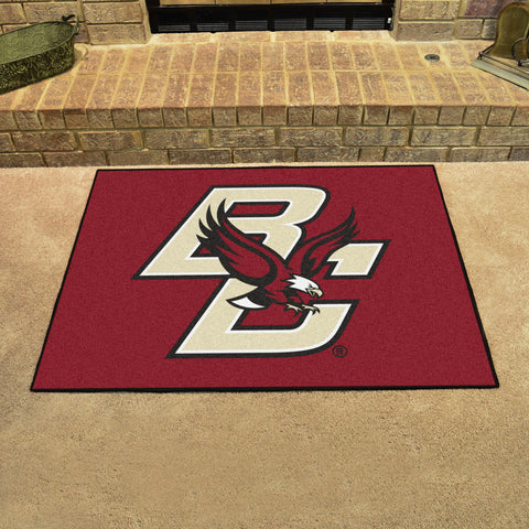 "Boston College All-Star Mat 33.75""x42.5"""