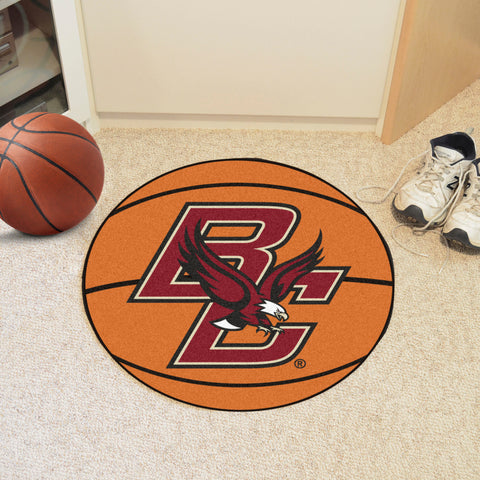 "Boston College Basketball Mat 27"" diameter"