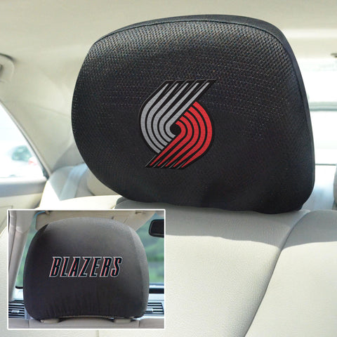 "NBA - Portland Trail Blazers Head Rest Cover 10""x13"""