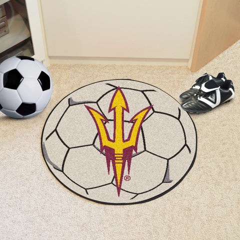 "Arizona State Soccer Ball 27"" diameter"