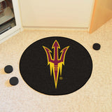 "Arizona State Puck Mat 27"" diameter"