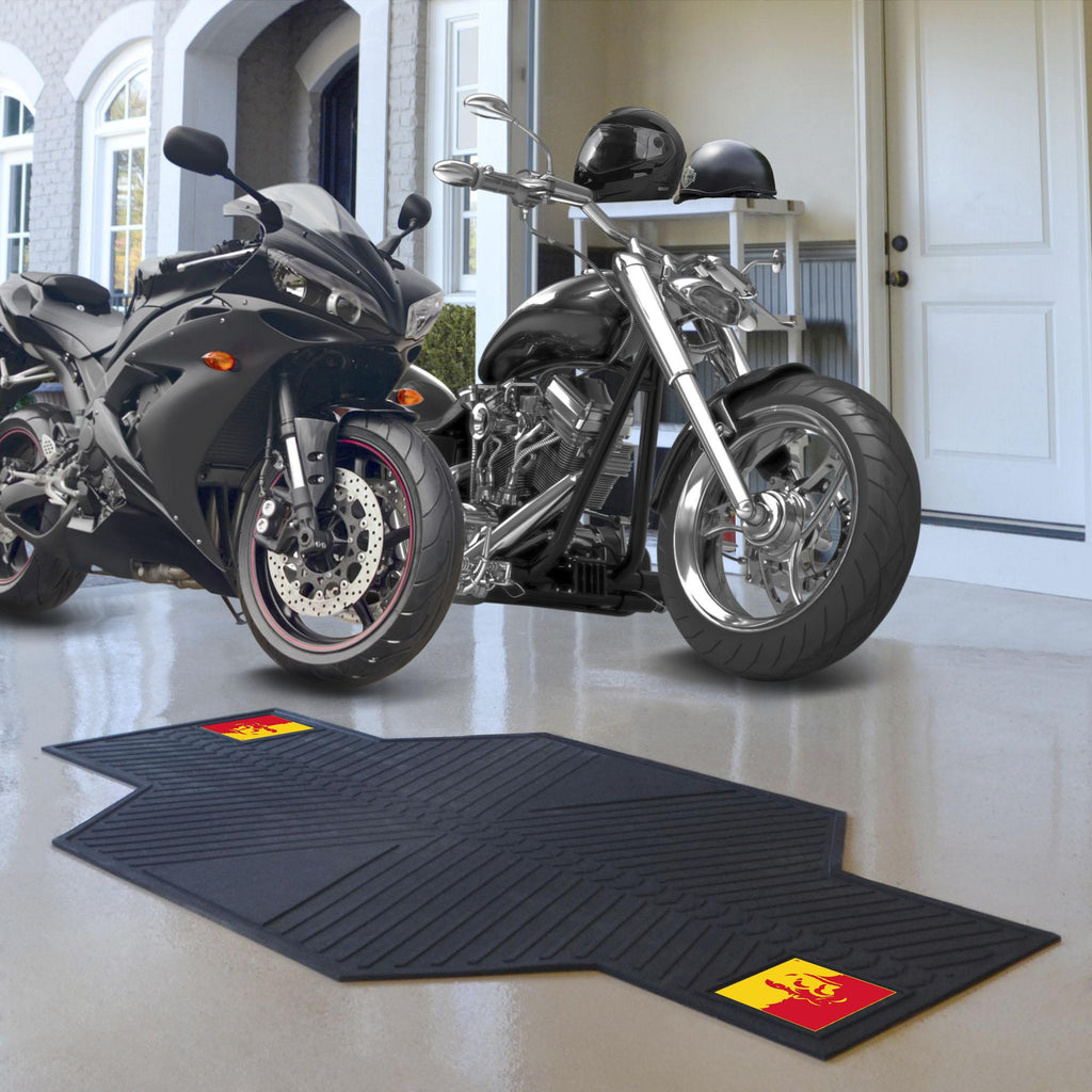 "Pittsburg State Motorcycle Mat 82.5""x42"""