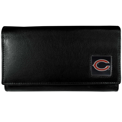 Chicago Bears   Leather Women's Wallet