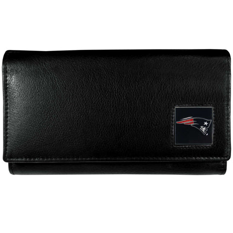 New England Patriots   Leather Women's Wallet