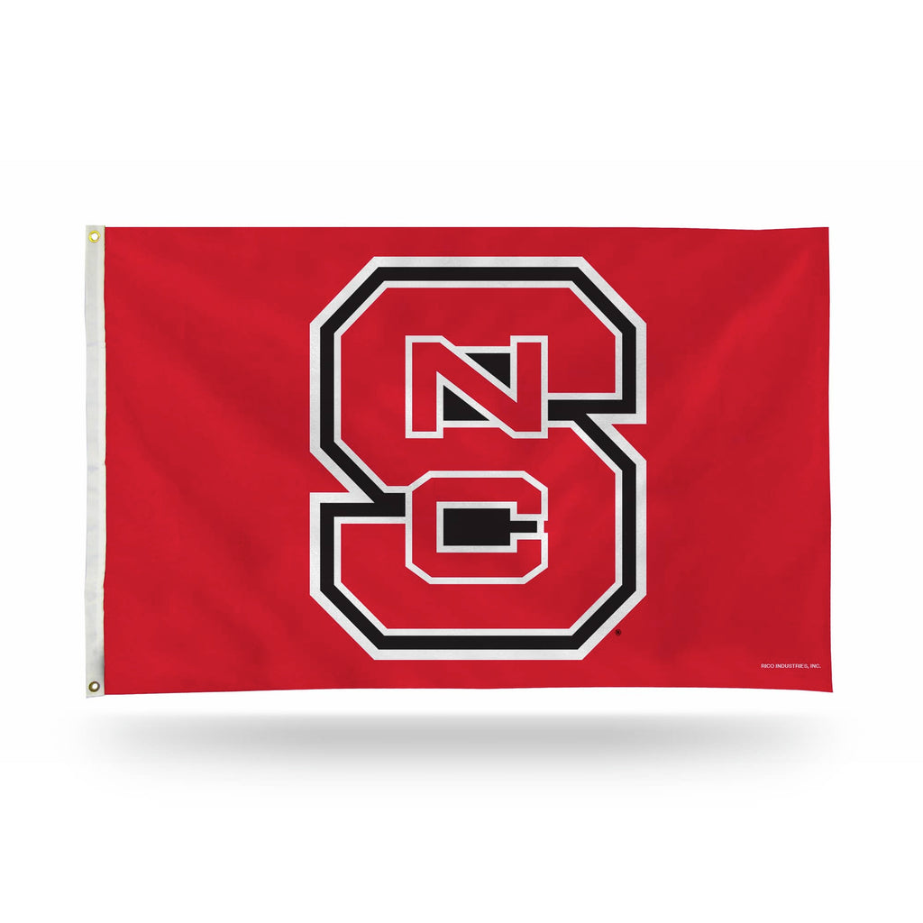 North Carolina State Wolfpack Banner Flag - 3x5
