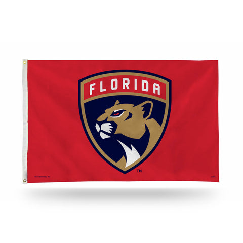 Florida Panthers Banner Flag - 3x5