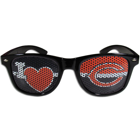 Chicago Bears   I Heart Game Day Shades