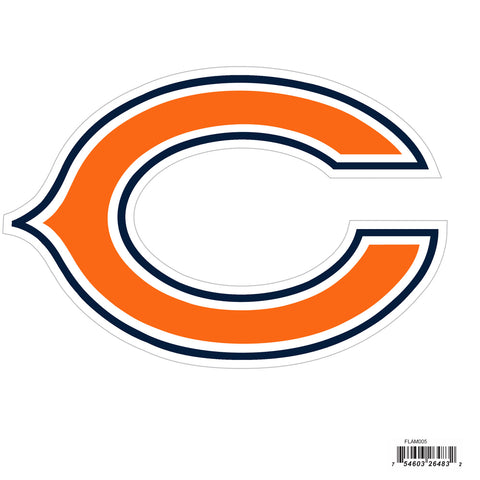 Chicago Bears 8 inch Logo Magnets