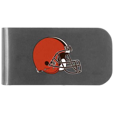 Cleveland Browns   Logo Bottle Opener Money Clip
