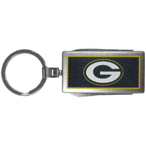 Green Bay Packers   Multi tool Key Chain Logo