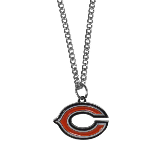 Chicago Bears   Chain Necklace with Small Charm