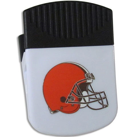Cleveland Browns   Chip Clip Magnet