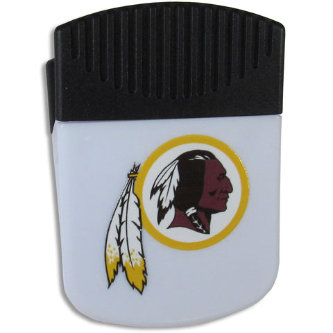 Washington Redskins   Chip Clip Magnet