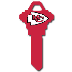 Schlage NFL Key Kansas City Chiefs