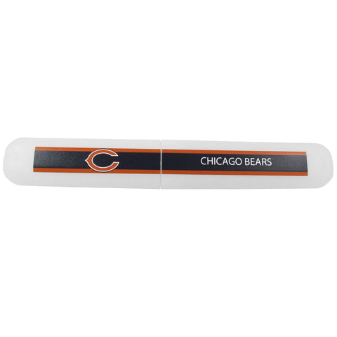 Chicago Bears   Travel Toothbrush Case