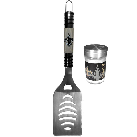 New Orleans Saints   Tailgater Spatula and Season Shaker
