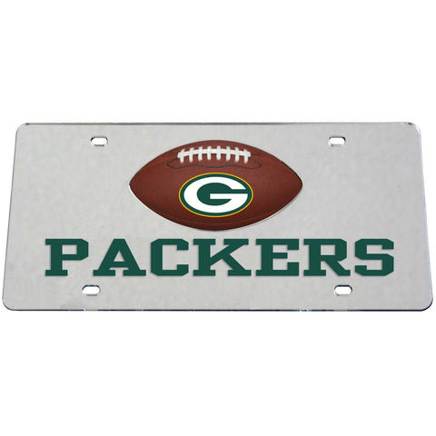 Green Bay Packers   Mirrored Plate