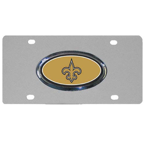 New Orleans Saints   Steel Plate