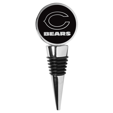 Chicago Bears Wine Stopper