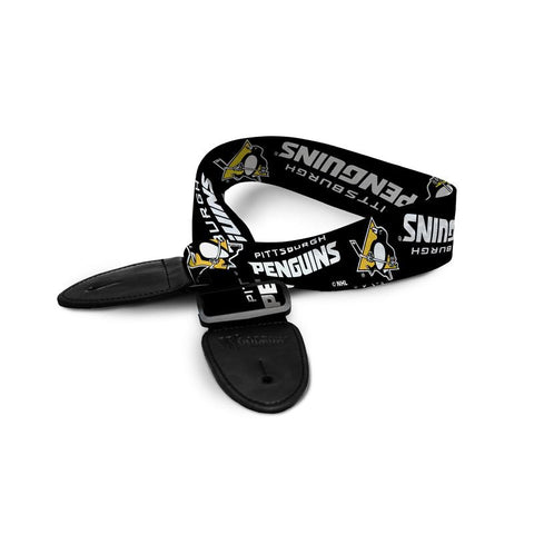 NHL Pittsburgh Penguins Guitar Strap