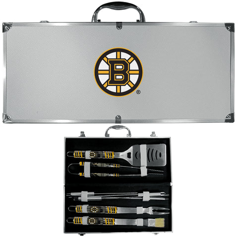 Boston Bruins   8 pc Tailgater BBQ Set