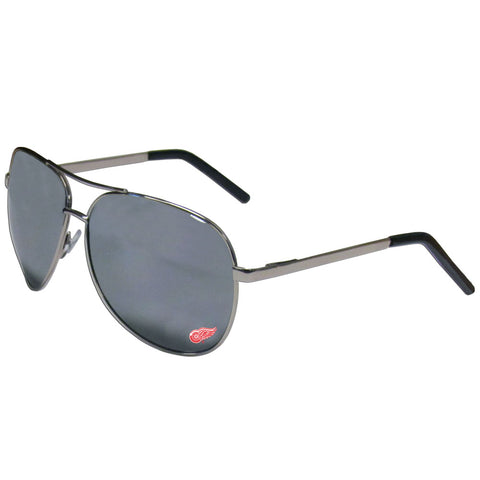 Detroit Red Wings   Aviator Sunglasses