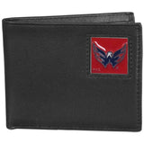 Washington Capitals® Leather Bifold Wallet