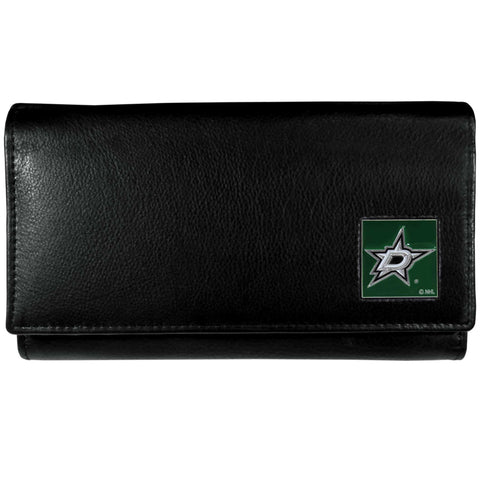 Dallas Stars   Leather Women's Wallet