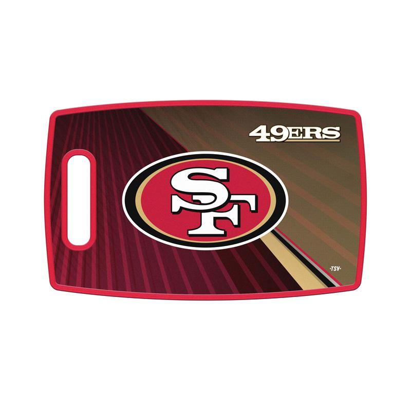 NFL San Francisco 49ers Large Cutting Board