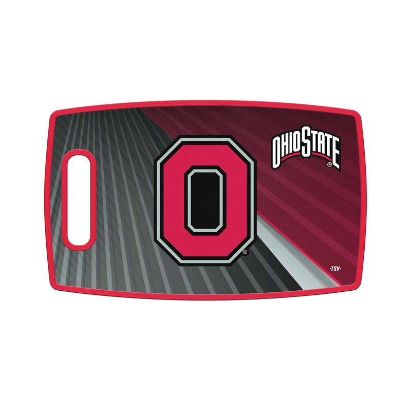 NCAA Ohio State Buckeyes Large Cutting Board